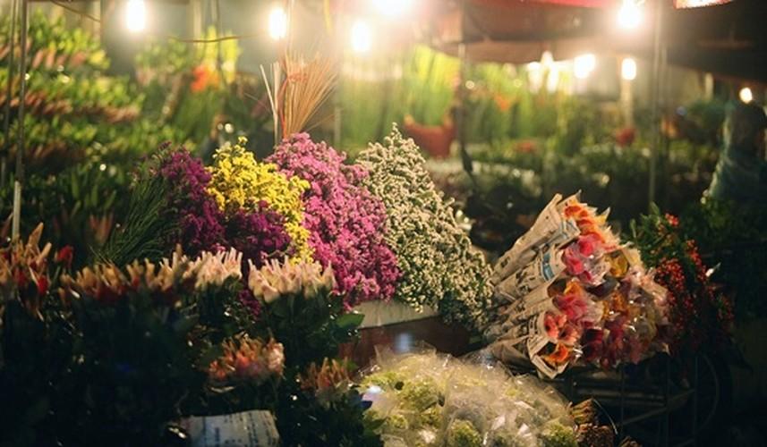 5 cho hoa noi tieng Ha Noi nen ghe tham trong dip Tet-Hinh-10