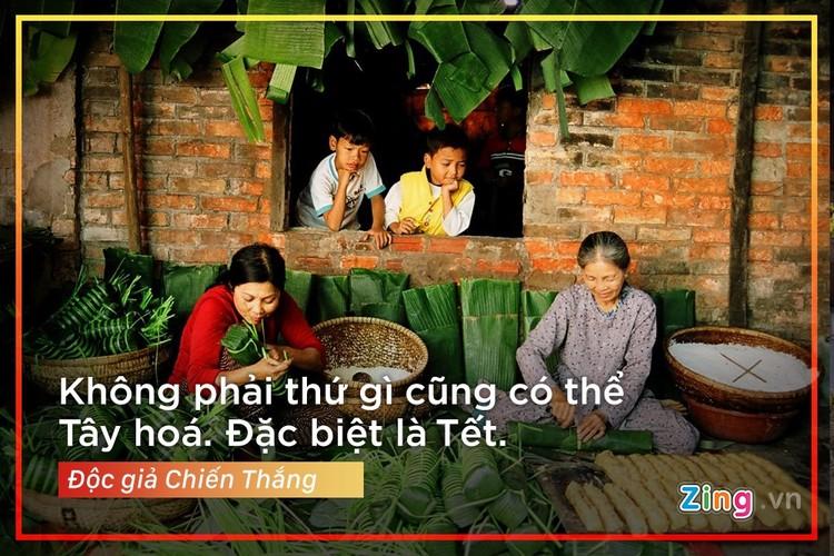 """Cai gi cung co the Tay hoa, tru Tet co truyen""-Hinh-5"