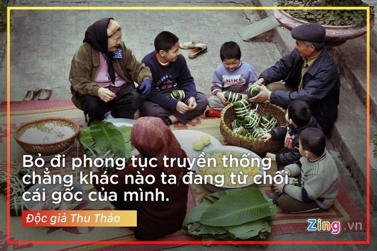 """Cai gi cung co the Tay hoa, tru Tet co truyen""-Hinh-6"