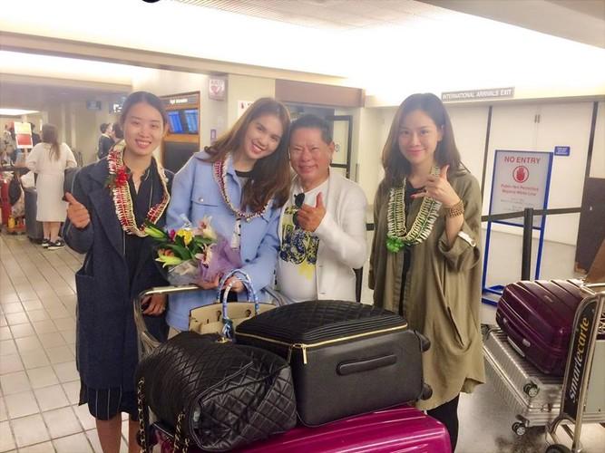 Truoc khi chia tay, Hoang Kieu van lam dieu nay cho Ngoc Trinh-Hinh-2