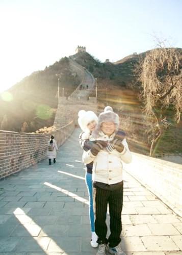 Truoc khi chia tay, Hoang Kieu van lam dieu nay cho Ngoc Trinh-Hinh-7