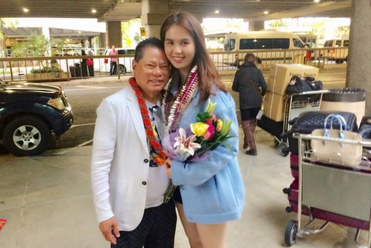 Truoc khi chia tay, Hoang Kieu van lam dieu nay cho Ngoc Trinh