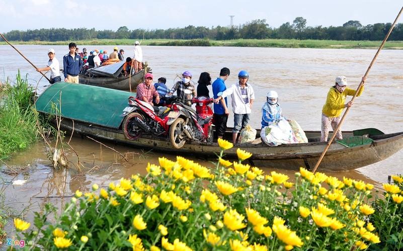Lu bat thuong giap Tet, dan Quang Ngai khon don