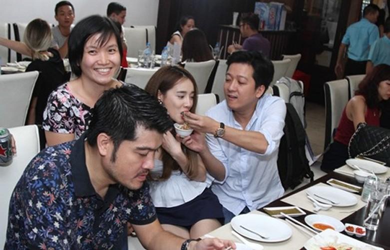 Loat anh doi thuong tao bao cua Truong Giang, Nha Phuong-Hinh-11