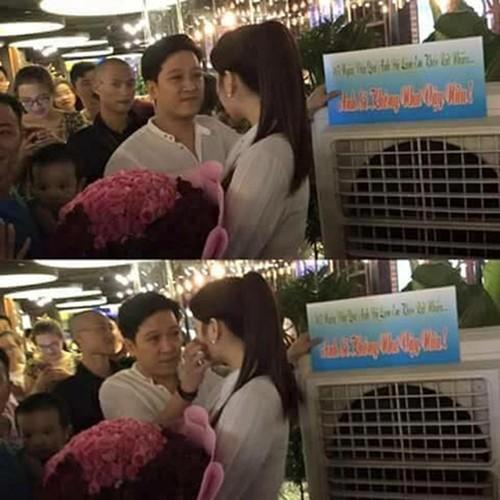 Loat anh doi thuong tao bao cua Truong Giang, Nha Phuong-Hinh-5