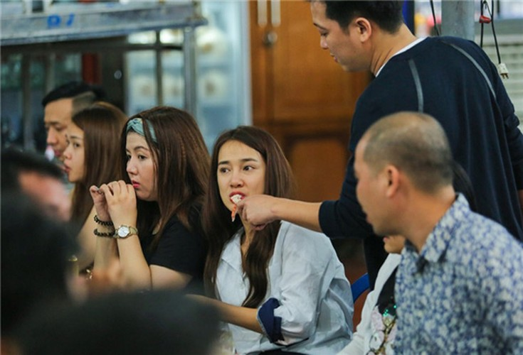 Loat anh doi thuong tao bao cua Truong Giang, Nha Phuong-Hinh-7