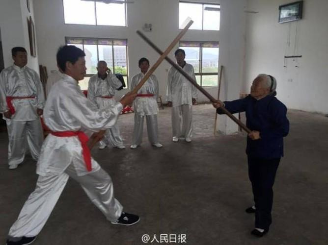 Anh: Lao ba luyen kungfu hon 90 nam o Trung Quoc-Hinh-4