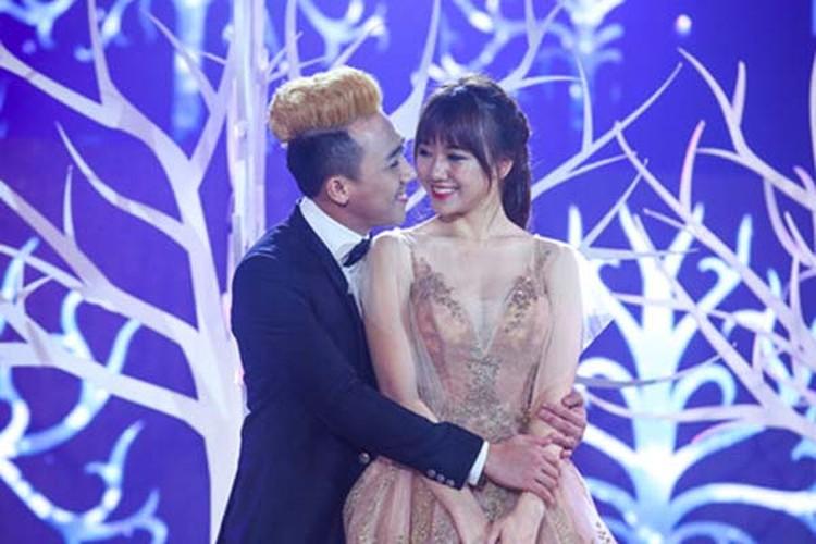 Do mat voi nhung pha hon nhau cua Tran Thanh - Hari Won-Hinh-5