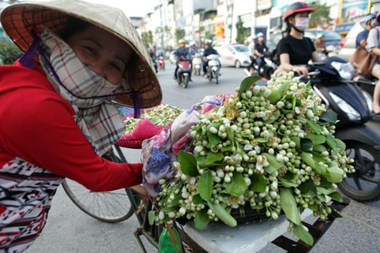 Anh: Mua hoa buoi diu dang xuong pho-Hinh-14