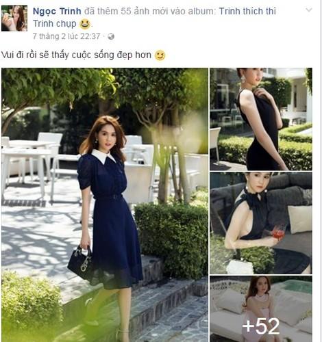 """Hau"" chia tay Hoang Kieu, Ngoc Trinh phat ngon toan...triet ly-Hinh-8"