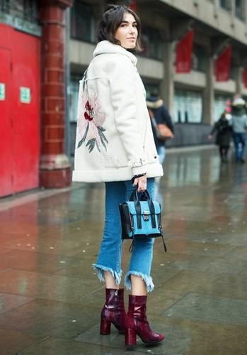 Muon mac jeans dep, nhat dinh phai co 4 kieu giay