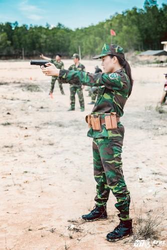"""Bat mi lai lich """"nu xa thu"""" xinh dep Tran Thi Giao Linh-Hinh-2"""