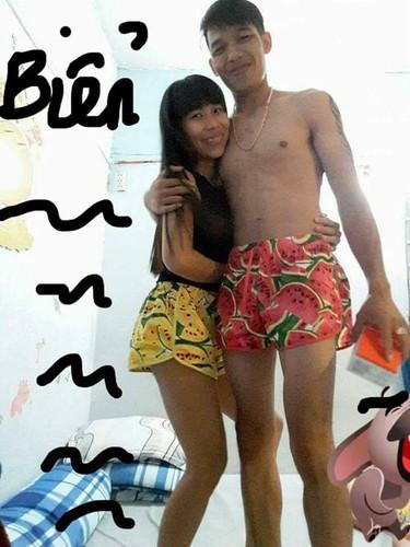 Cai ket lan lon cho cap doi nho dan mang Photoshop canh di bien-Hinh-5
