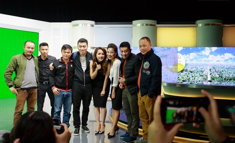 Ngay lam viec cuoi cung BTV Truc Mai tai VTV nhu the nao?-Hinh-6