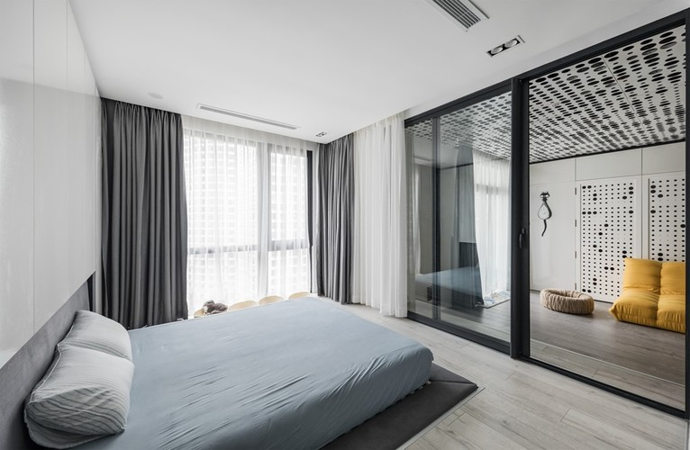 Can ho 110 m2 o Ha Noi lot xac nho go cong nghiep-Hinh-6