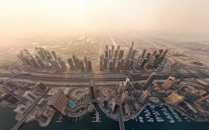 Chong mat su thay doi ngoan muc cua Dubai trong vong hon 60 nam-Hinh-7