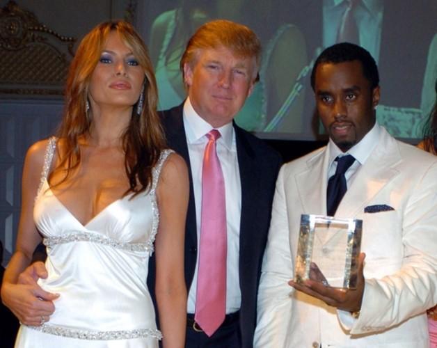 Hinh anh tinh tu cua ong Trump va ba Melania-Hinh-6