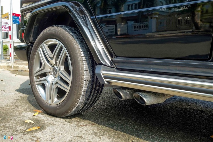 SUV Mercedes G63 tien ty truoc cua nha Cuong Do La-Hinh-7