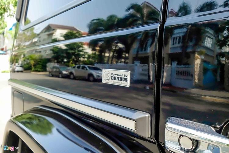 SUV Mercedes G63 tien ty truoc cua nha Cuong Do La-Hinh-8