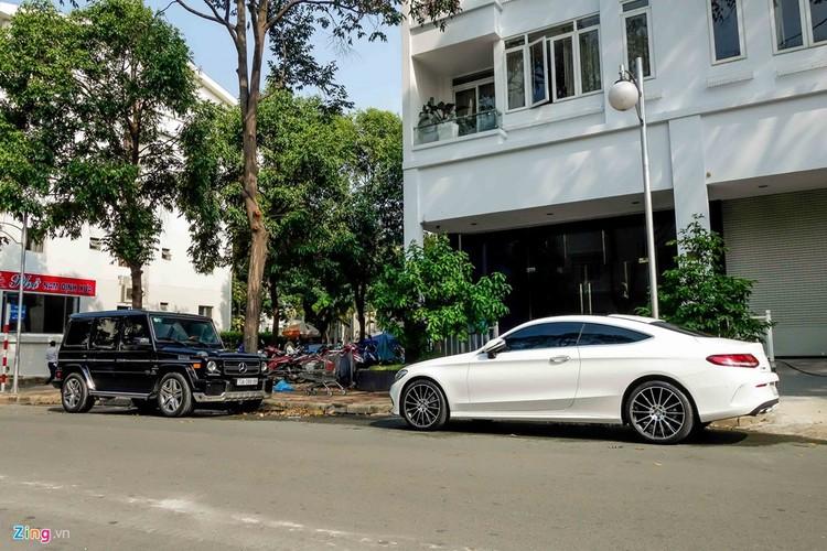SUV Mercedes G63 tien ty truoc cua nha Cuong Do La-Hinh-9