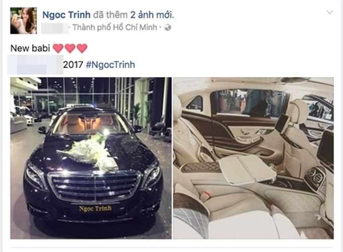 """Vi sao Ngoc Trinh xung dang la nu hoang """"chung minh""""?"""
