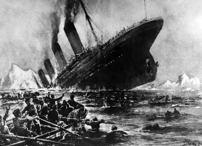 Dau gia tram trieu USD cac co vat tren tau Titanic