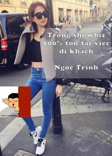 """Nhung cau noi gay bao du luan mang """"thuong hieu"""" Ngoc Trinh-Hinh-5"""