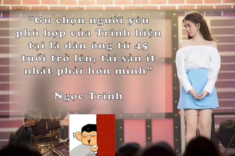 """Nhung cau noi gay bao du luan mang """"thuong hieu"""" Ngoc Trinh-Hinh-7"""