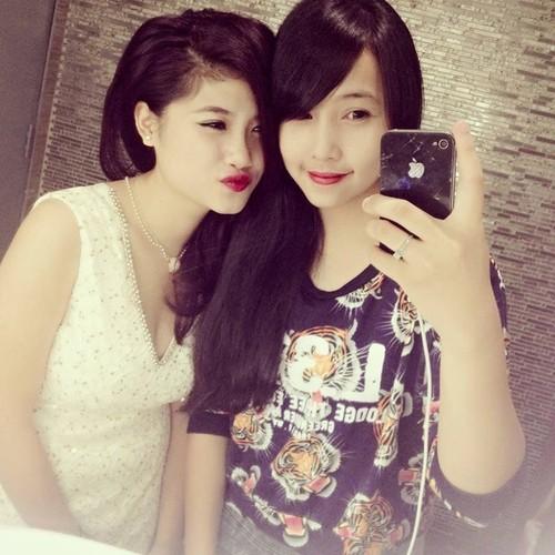Em gai hot girl Lee Balan xinh dep khong thua chi-Hinh-3