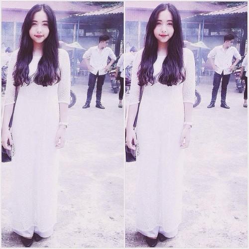 Em gai hot girl Lee Balan xinh dep khong thua chi-Hinh-4