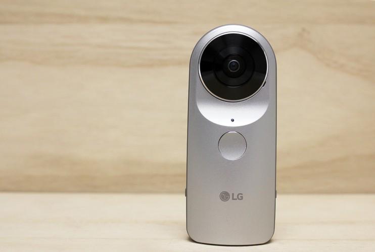 Nhung buc anh tuyet dep duoc chup tu LG 360 Cam