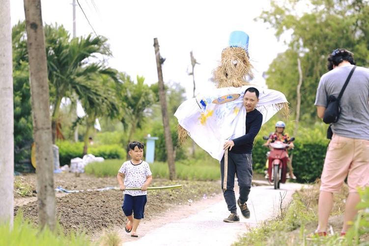 "Tiet lo thu vi ve dan sao ""Bo oi! Minh di dau the"" mua 4-Hinh-3"