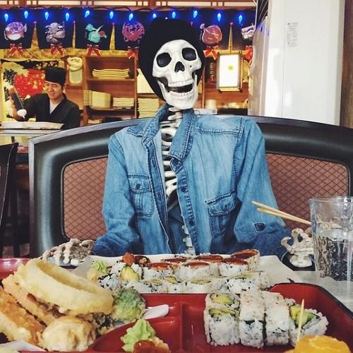 Skellie - bo xuong Halloween noi tieng the gioi-Hinh-10