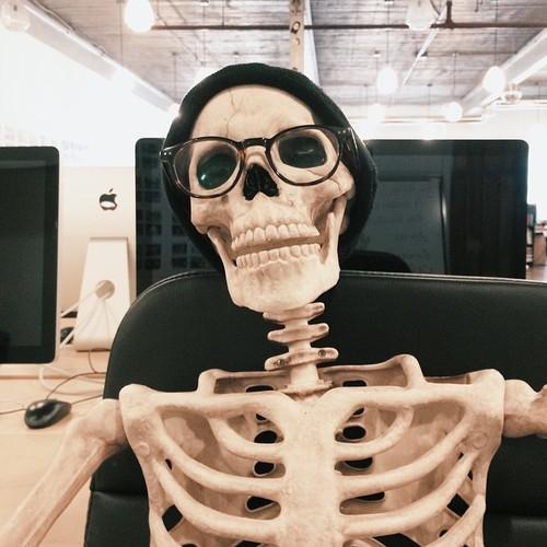 Skellie - bo xuong Halloween noi tieng the gioi-Hinh-6
