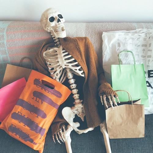 Skellie - bo xuong Halloween noi tieng the gioi-Hinh-7