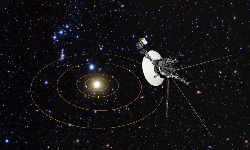 NASA cong bo su menh khong gian moi cua Phi thuyen Voyager 1