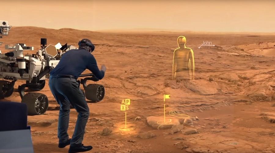 NASA thu nghiem thiet bi tham do sao Hoa moi-Hinh-4