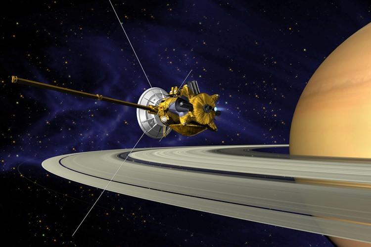 Sung sot nhung con so an tuong ve tau Cassini cua NASA