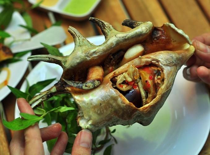 Kham pha ve oc ban tay, dac san dao Phu Quy-Hinh-5