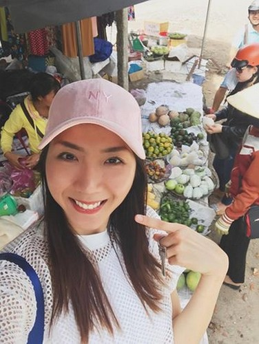 Khong ngo Ngoc Quyen vui suong voi nhung dieu gian di the nay-Hinh-3