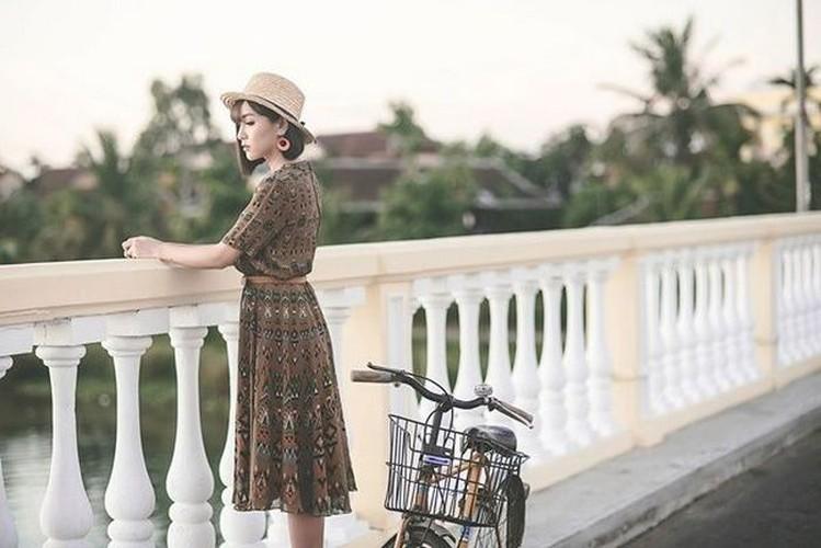 Hoc Bich Phuong cach phoi do vintage dep ngay Tet-Hinh-4