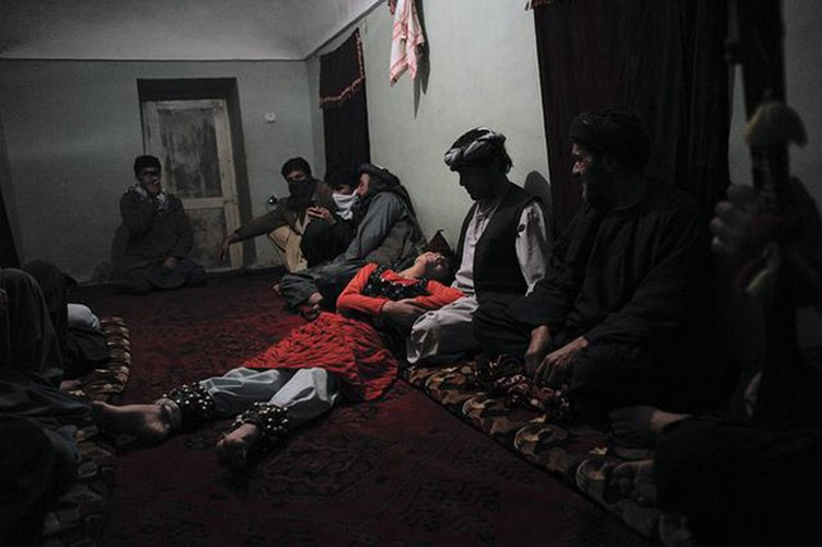 Can canh cuoc song cua trai nhay o Afghanistan-Hinh-7