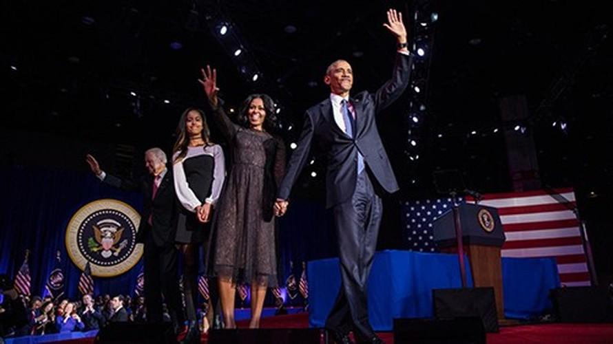 Cuoc song cua vo chong Obama - Michael sau khi roi Nha Trang-Hinh-2