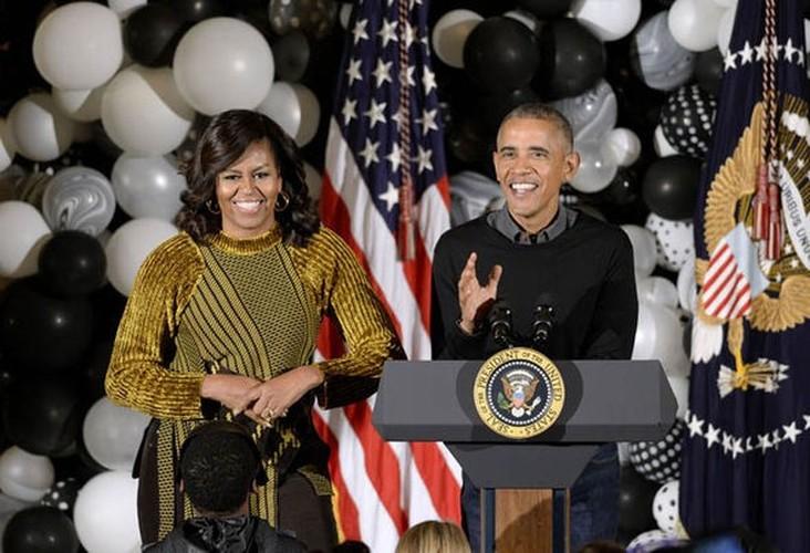 Cuoc song cua vo chong Obama - Michael sau khi roi Nha Trang
