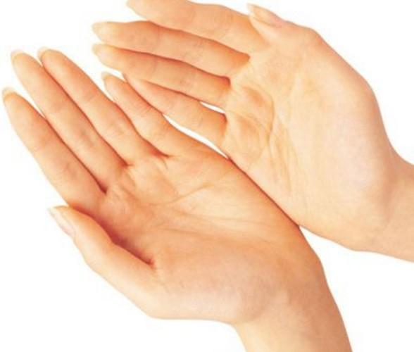 3 dau hieu o ban tay cho thay ban dang co benh