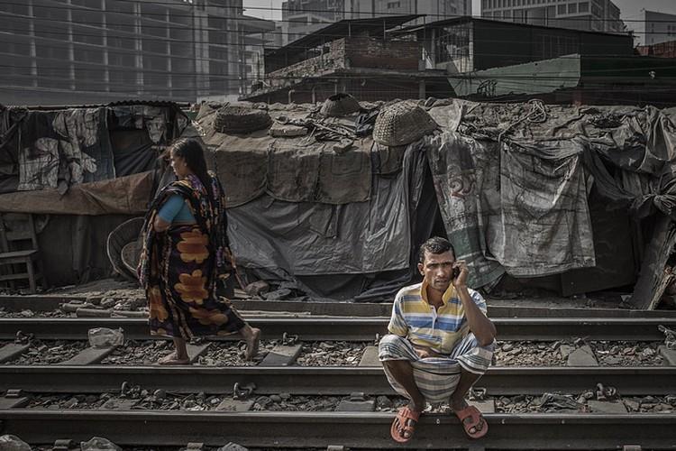 Anh doc: Xot xa nhung kiep song ngheo o Bangladesh-Hinh-4