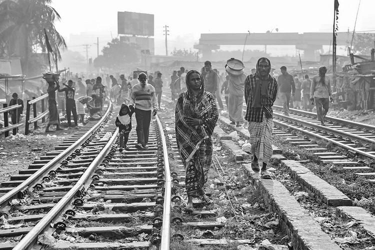 Anh doc: Xot xa nhung kiep song ngheo o Bangladesh-Hinh-9