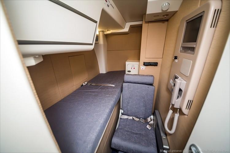 Ben trong may bay sang trong nhat the gioi Airbus A380-Hinh-14