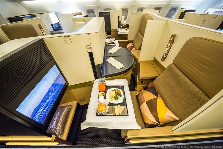 Ben trong may bay sang trong nhat the gioi Airbus A380-Hinh-8