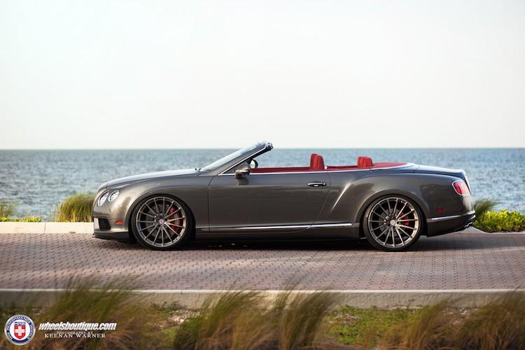 Bentley Continental GTC V8S dang cap the thao voi mam HRE-Hinh-2